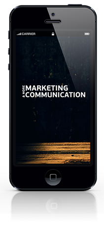 marketing communication iphone