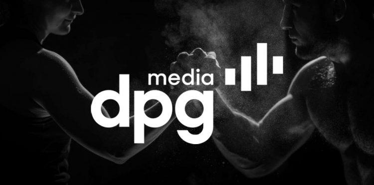 DPG Media logo