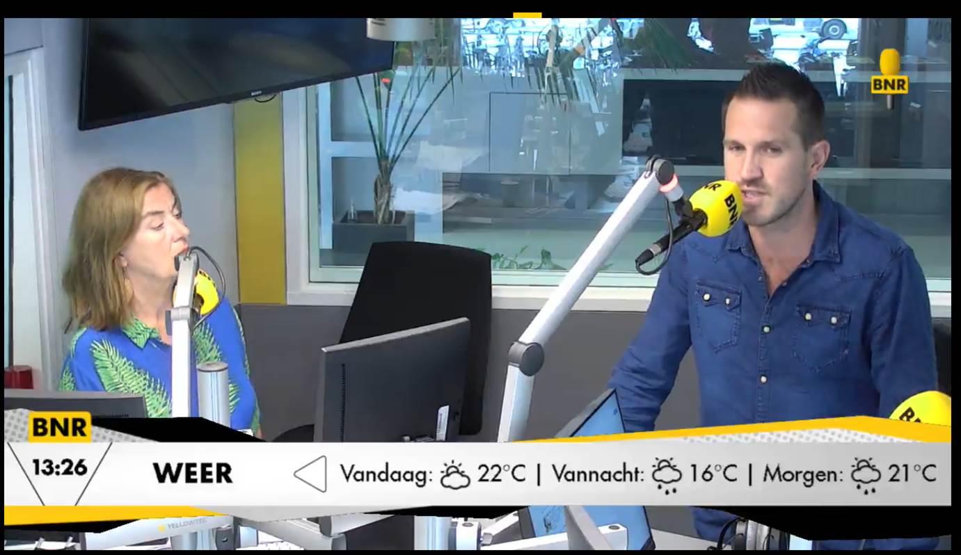 BNR Nieuwsradio interview